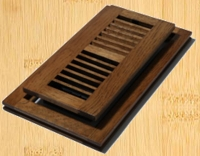Decor Grates WLF410-N Flushmount Design In Solid Brass Floor Registers 4