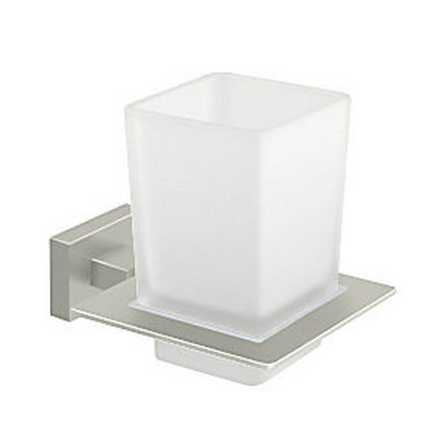 Deltana 55D2014-15 Tumbler Holder 55D Series, Satin Nickel