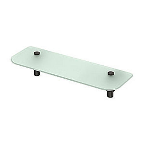 Deltana BBS1575-10B Shampoo Shelf with Glass 15-3/4