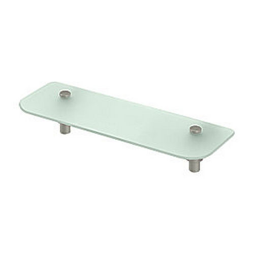 Deltana BBS1575-15 Shampoo Shelf with Glass 15-3/4