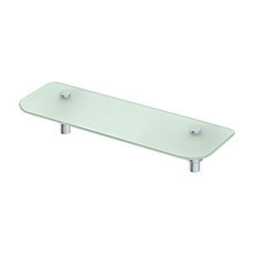 Deltana BBS1575-26 Shampoo Shelf with Glass 15-3/4