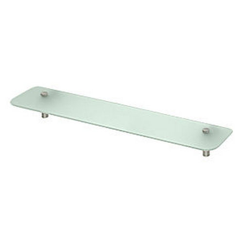 Deltana BBS2750-15 Shampoo Shelf with Glass 27-1/2
