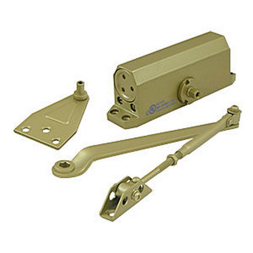 Deltana DC50-GOLD Door Closer #2 Adjustable Ul Gold