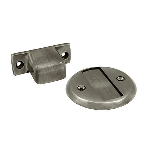 Deltana MDHF25U15A Magnetic Door Holder Flush 2-1/2
