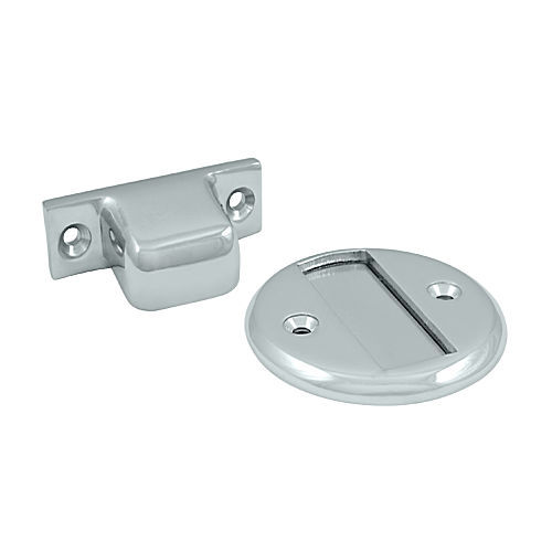 Deltana MDHF25U26 Magnetic Door Holder Flush 2-1/2
