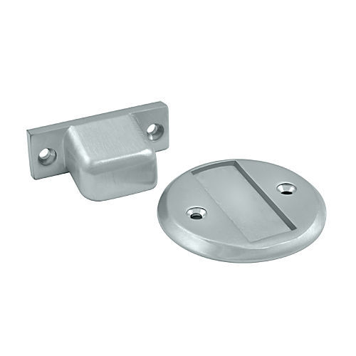Deltana MDHF25U26D Magnetic Door Holder Flush 2-1/2
