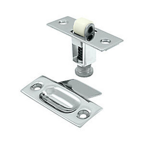 Deltana RCA336U26 Roller Catch, Chrome (Each)