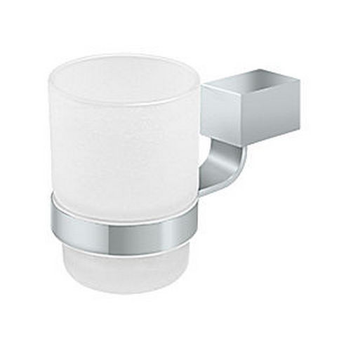 Deltana ZA2014-26 Tooth Brush Holder, Chrome (Each)