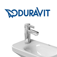 Duravit 25450900921 Darling New Toilet Wall-Mounted Washdown