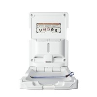 Foundations 100-EV Baby Changing Station, Light Gray
