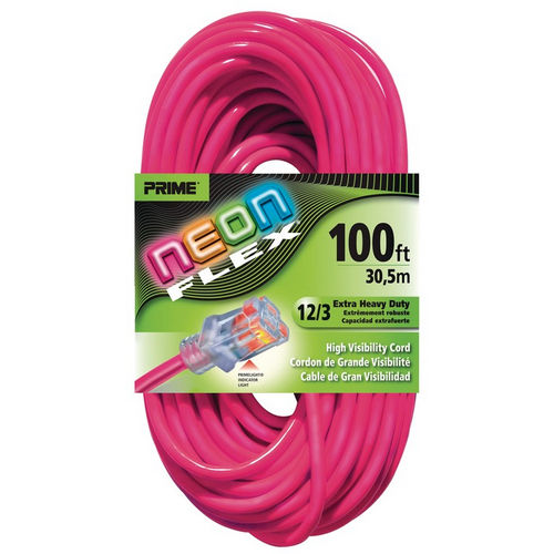 Hafele 008.74.207 Extension Cord, High Visibility with Primelight Indicator Light