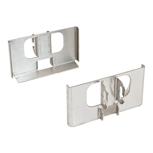 Hafele 545.96.001 Fineline Pantry Bracket Set