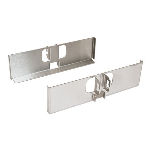 Hafele 545.96.004 Fineline Pantry Bracket Set