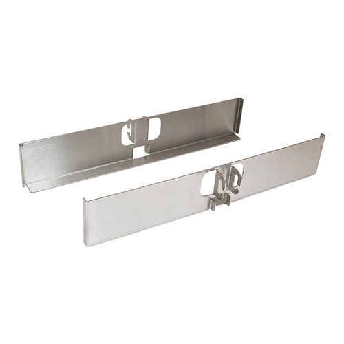 Hafele 545.96.008 Fineline Pantry Bracket Set