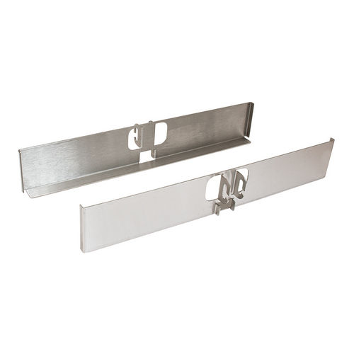 Hafele 545.96.009 Fineline Pantry Bracket Set