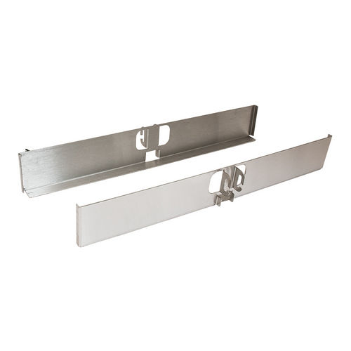 Hafele 545.96.011 Fineline Pantry Bracket Set