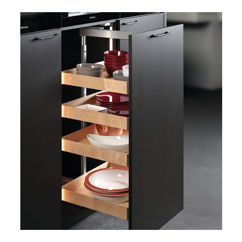 Hafele 545.96.809 Fineline Pantry Bracket Set