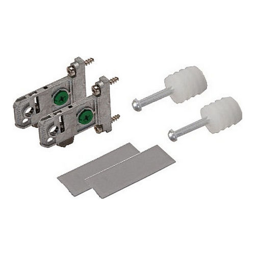 Hafele 550.47.755 Adapter Set for Grass Vionaro Drawer System for 185 Mm (7-1/4