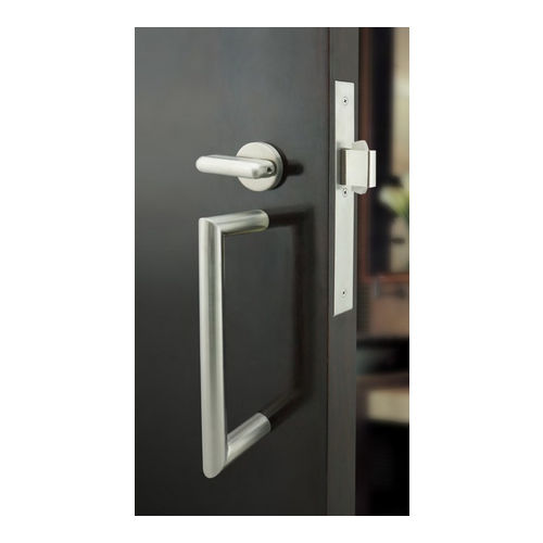 Hafele 909.00.704 Back To Back Fixing Set for Pull Handle, Ada Compliant Mortise Lock With Deadbolt, Package