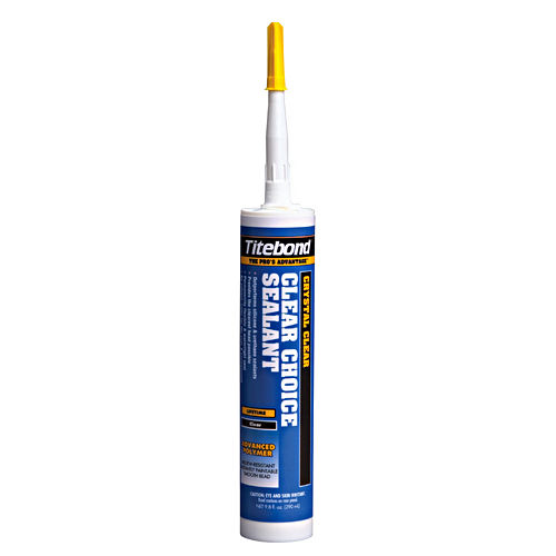 Hafele 003.50.200 Titebond Weathermaster Crystal Clear Sealant 10 1 Ounces