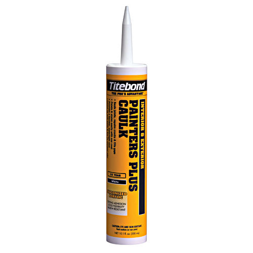 Hafele 003.55.080 Titebond Painters Plus Caulk, White