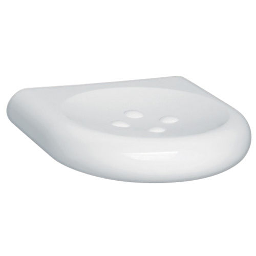 Hafele 988.05.699 Soap Dish, White