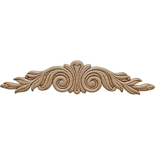 Hafele 194.78.109 Embossed Ornament Hardwood 14-1/4
