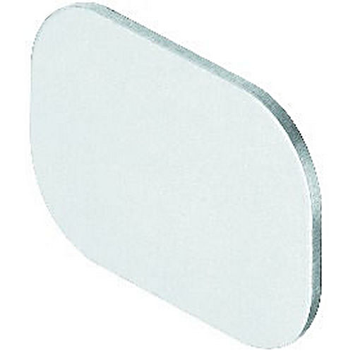 Hafele 356.06.465 Strike Plate, Adhesive Backed