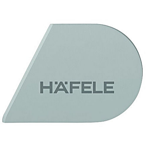 Hafele 372.39.001 Free Flap H 1.5 Cover Cap, For Swing-Up Fitting