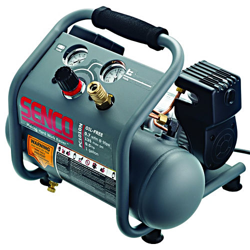 Hafele 006.50.910 Senco Pc1010N 1/2 Horsepower 1 Gallon And Trim Air Compressor