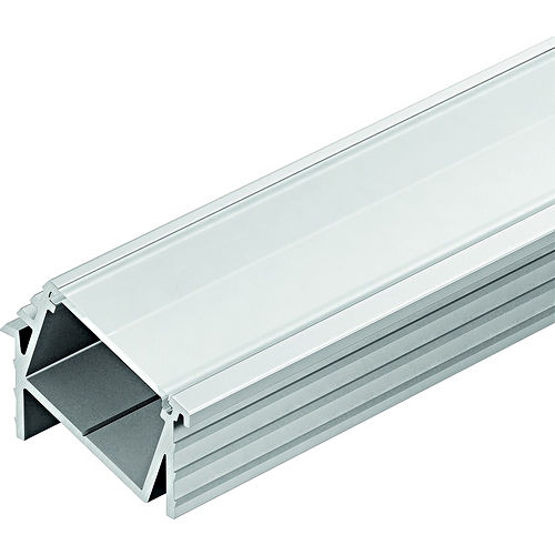 Hafele 833.72.868 Aluminum Profile, for Recess Mounted