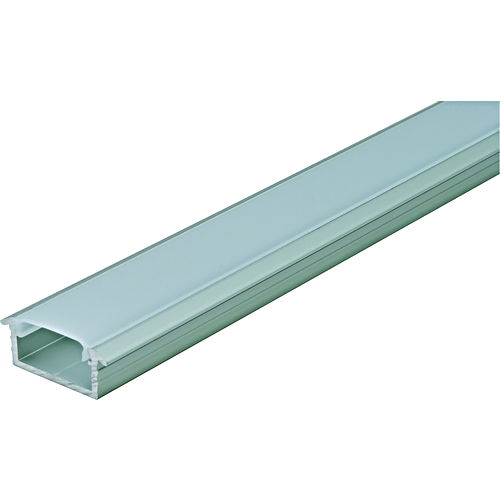 Hafele 833.72.865 Aluminum Profile, for Recess Mounting