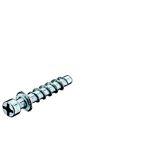Hafele 261.95.010 Connecting Bolt, Tofix, For Drill Hole Diameter 5 mm