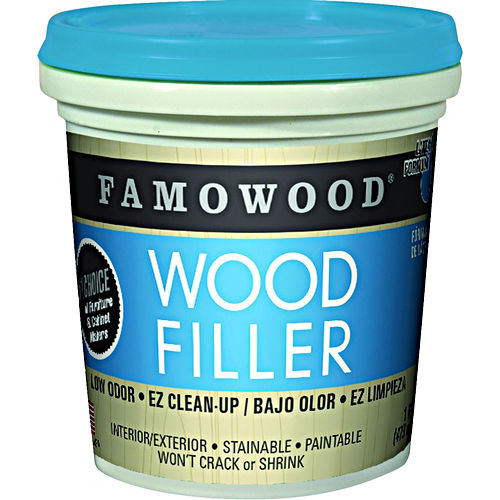 Hafele 007.39.550 Latex Wood Filler, FAMOWOOD