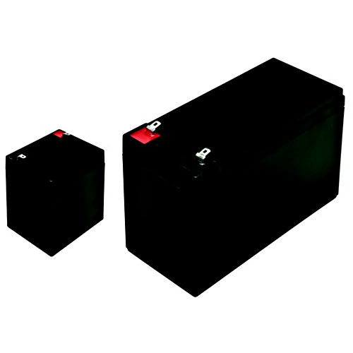 Hafele 912.10.114 Power Supply Module Battery, Plastic Black
