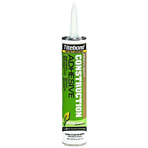 Hafele 003.50.195 Titebond Greenchoice Construction Adhesive