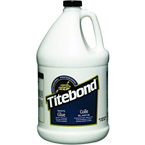 Hafele 003.15.124 Titebond White Wood Glue 1 Gallon