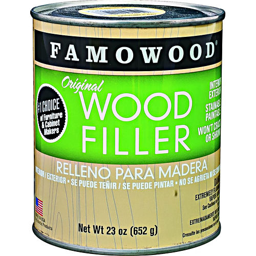 Hafele 007.39.202 Original Wood Filler, FAMOWOOD