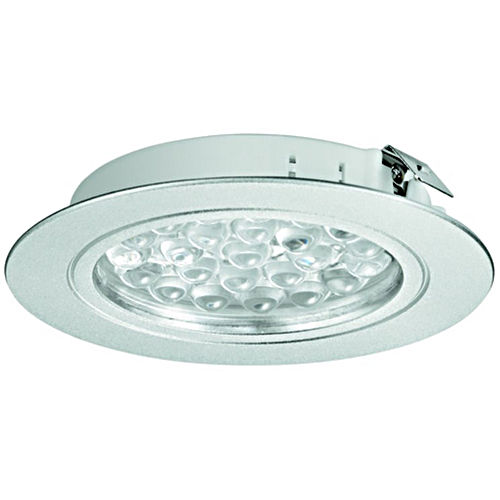 Hafele 833.75.006 Recess Mounted Down Light, Loox LED 3001, 24 V