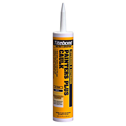 Hafele 003.55.082 Titebond Painters Plus Caulk, Brown