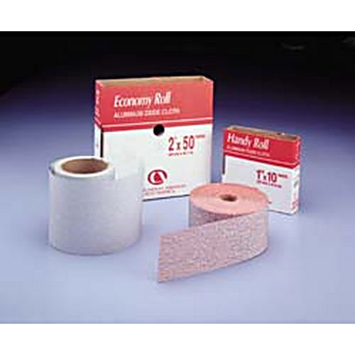 Hafele 005.32.101 Psa Roll x 25 Yards, Aluminum Oxide/Premier Red