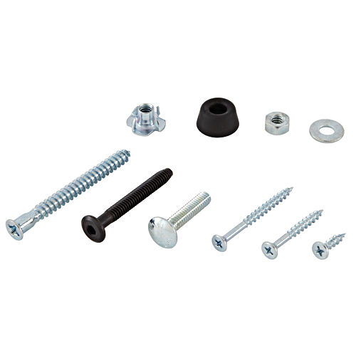 Hafele 450.19.400 Hiddenbed Hardware Kit for Twin Size Bed