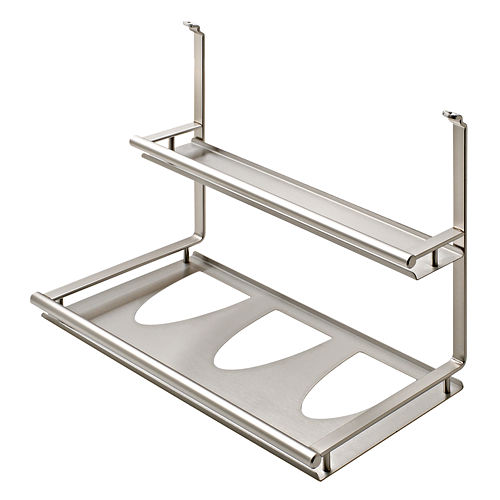 Hafele 521.61.626 Wine & for Glass Rack, Stainless/Nickel