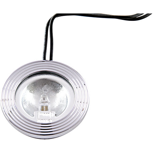 Hafele 823.93.230 Rv Halogen Lamp Recessed, Chrome Plated
