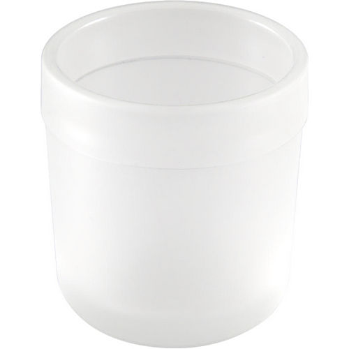 Hafele 988.21.311 Tumbler Glass, Opaque White