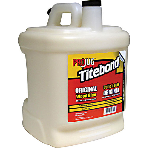Hafele 003.15.004 Titebond Projug 2.15 Gallons, Original Wood Glue