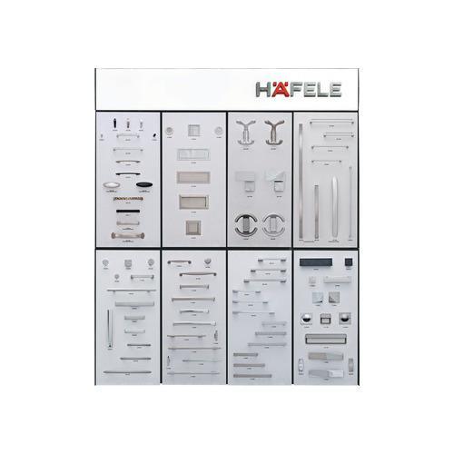Hafele 732.08.109 Wall System, and 8 Boards