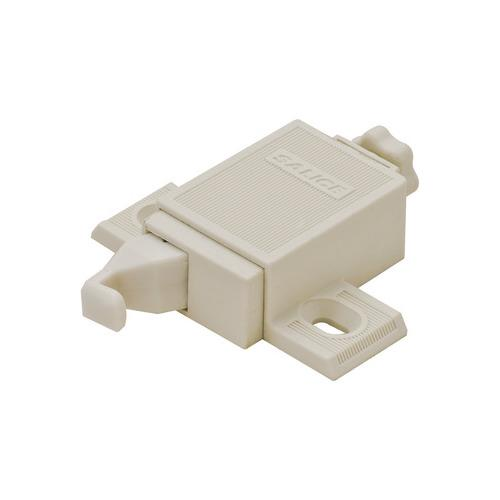 Hafele 329.44.471 Single PUSH Latch, with Adjustment
