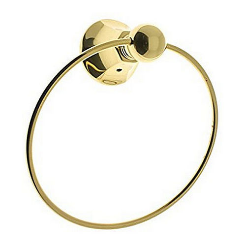 IDH B39130-005 Bryn Mawr Towel Ring, Antique Brass