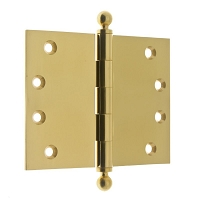 IDH 84050-003 Solid Brass Wide Throw 4